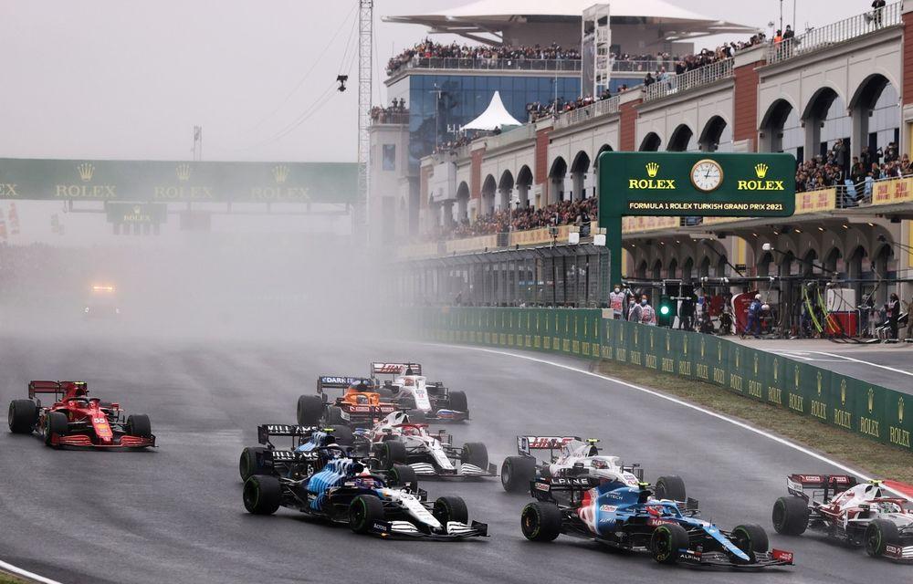 Valtteri Bottas, victorie în Turcia. Max Verstappen preia din nou conducerea în clasamentul piloților - Poza 3