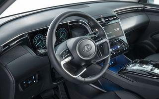 Hyundai reinventează volanul: patent pentru un volan cu display integrat