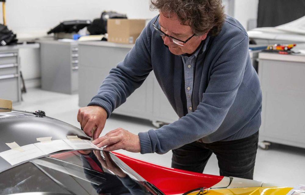 Porsche a restaurat un 962 C care a concurat ultima oară în 1987 - Poza 9