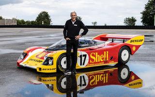 Porsche a restaurat un 962 C care a concurat ultima oară în 1987