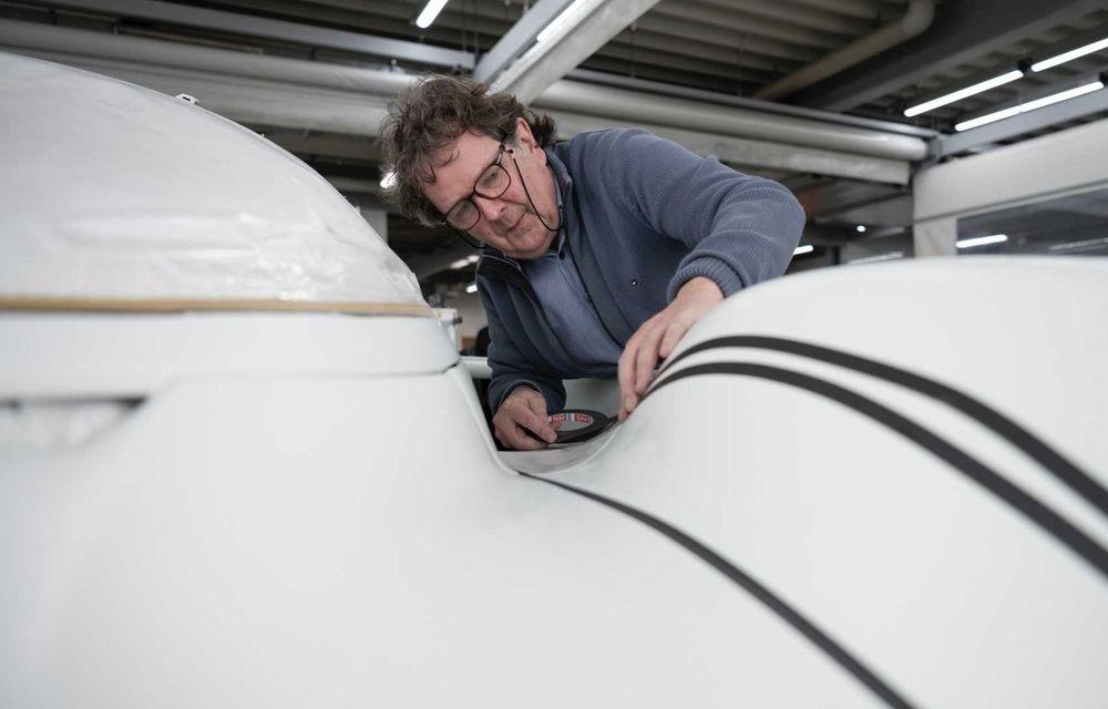 Porsche a restaurat un 962 C care a concurat ultima oară în 1987 - Poza 7