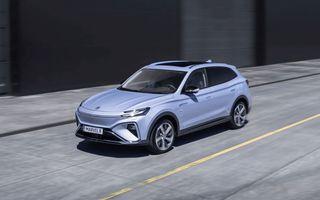 Rival pentru Volkswagen ID.4: MG Marvel R Electric pornește de la 40.000 de euro în Europa