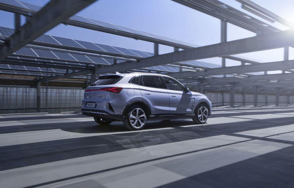 Rival pentru Volkswagen ID.4: MG Marvel R Electric pornește de la 40.000 de euro în Europa - Poza 6