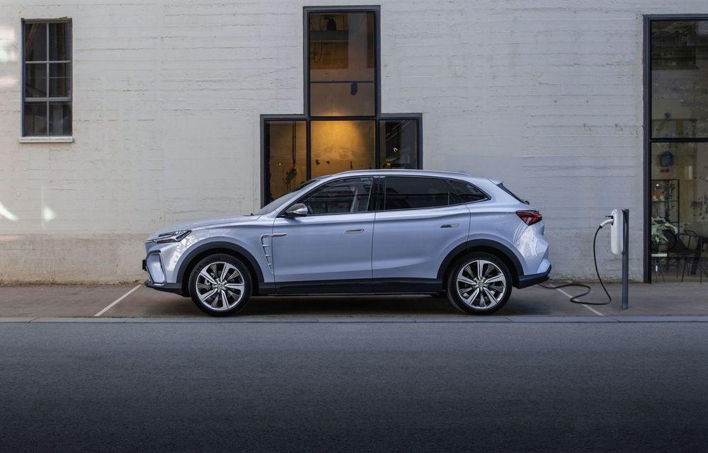 Rival pentru Volkswagen ID.4: MG Marvel R Electric pornește de la 40.000 de euro în Europa - Poza 7
