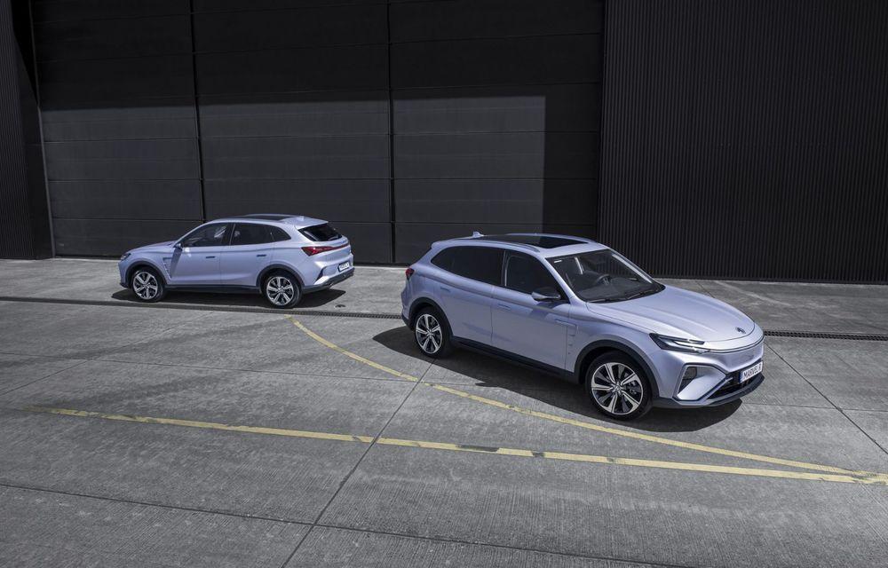 Rival pentru Volkswagen ID.4: MG Marvel R Electric pornește de la 40.000 de euro în Europa - Poza 4