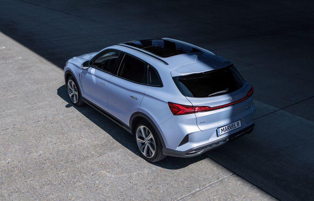 Rival pentru Volkswagen ID.4: MG Marvel R Electric pornește de la 40.000 de euro în Europa - Poza 8