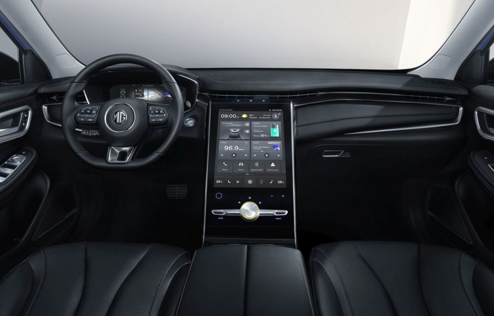 Rival pentru Volkswagen ID.4: MG Marvel R Electric pornește de la 40.000 de euro în Europa - Poza 9