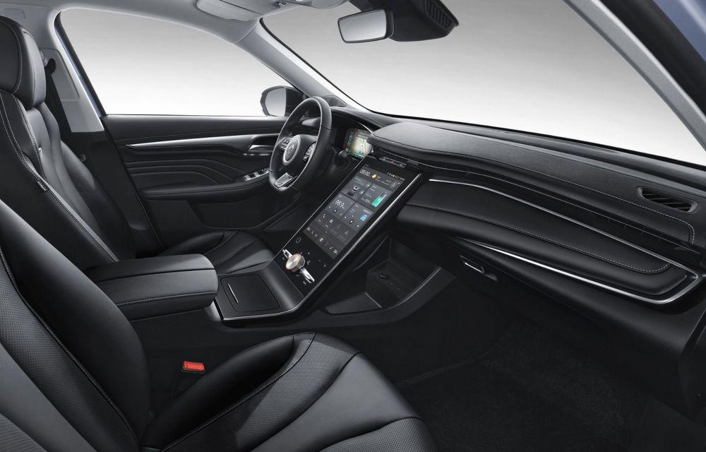 Rival pentru Volkswagen ID.4: MG Marvel R Electric pornește de la 40.000 de euro în Europa - Poza 11