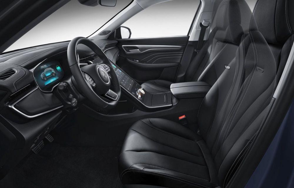 Rival pentru Volkswagen ID.4: MG Marvel R Electric pornește de la 40.000 de euro în Europa - Poza 10
