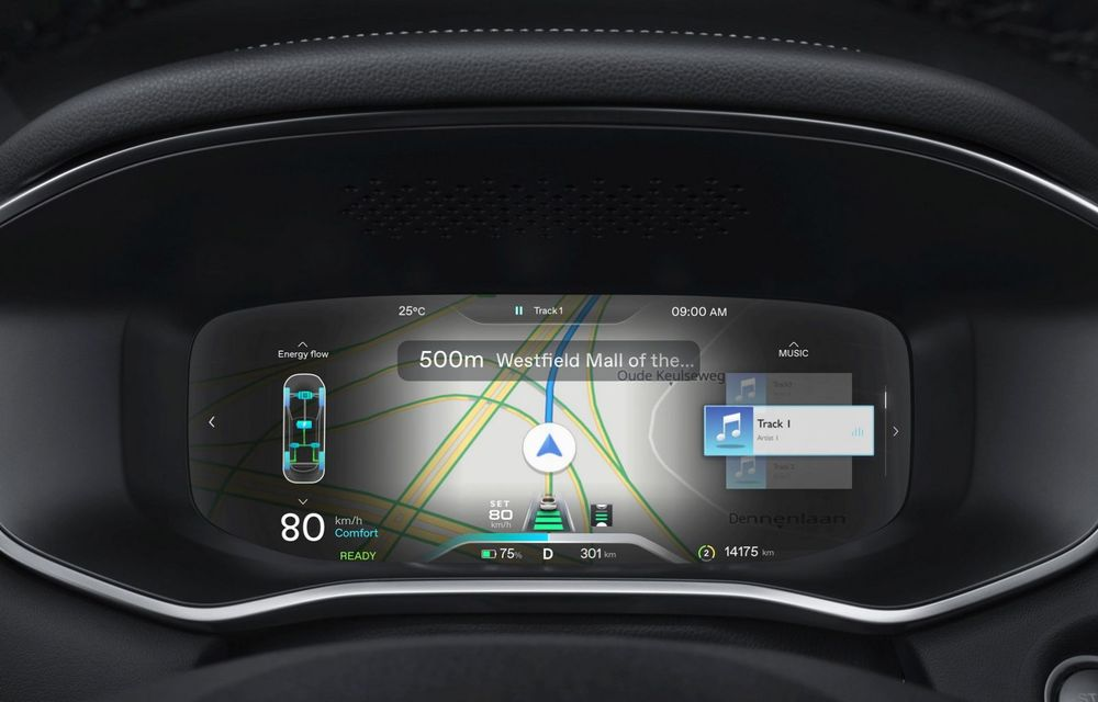 Rival pentru Volkswagen ID.4: MG Marvel R Electric pornește de la 40.000 de euro în Europa - Poza 15