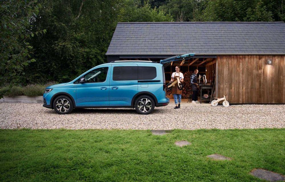 Noua generație Ford Tourneo Connect: două motorizări și, în premieră, tracțiune integrală - Poza 6
