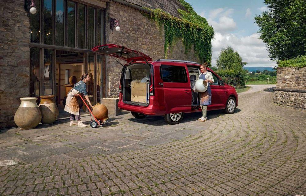 Noua generație Ford Tourneo Connect: două motorizări și, în premieră, tracțiune integrală - Poza 12