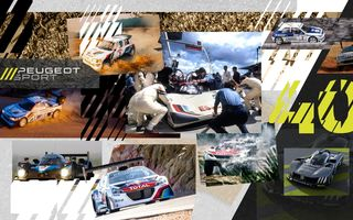 Peugeot Sport aniversează 40 de ani de modele emblematice și numeroase victorii în motorsport