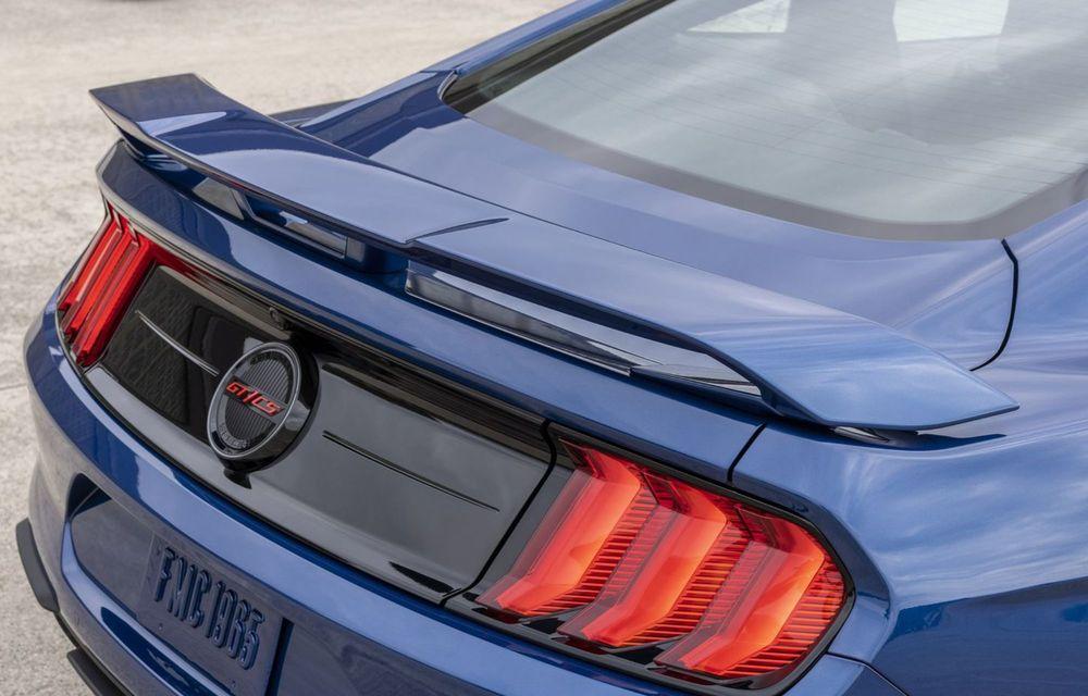 Ford readuce la viață ediția specială Mustang California Special, introdusă prima dată în 1968 - Poza 5