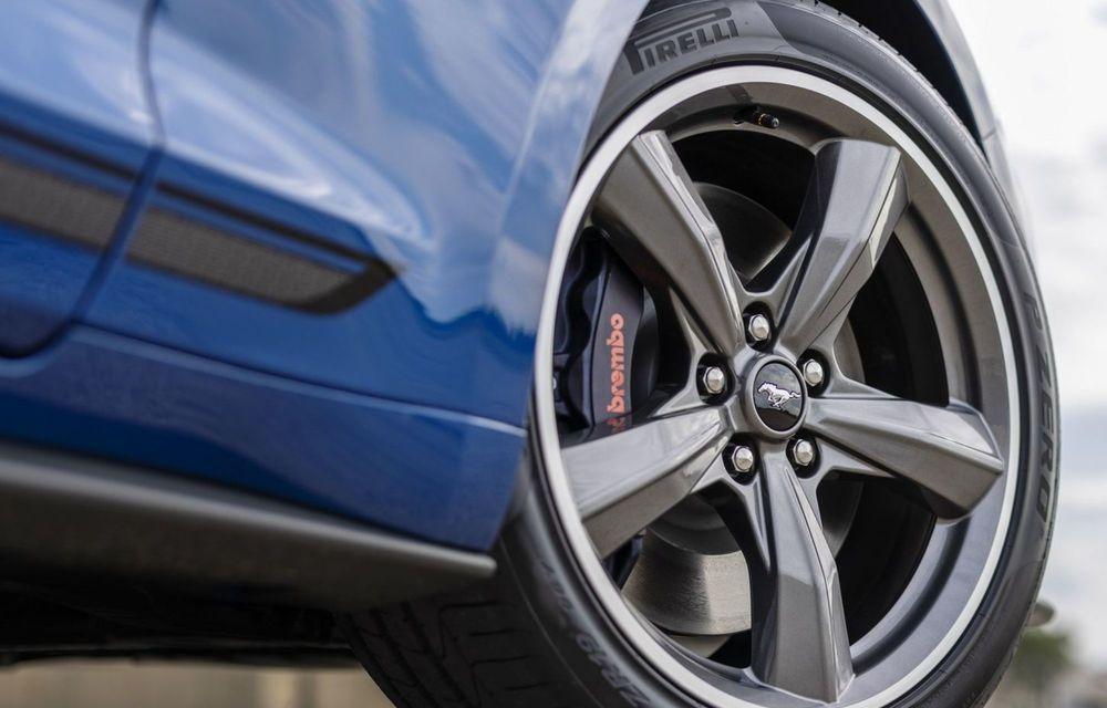 Ford readuce la viață ediția specială Mustang California Special, introdusă prima dată în 1968 - Poza 6