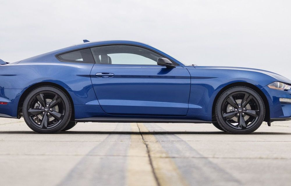 Ford readuce la viață ediția specială Mustang California Special, introdusă prima dată în 1968 - Poza 2