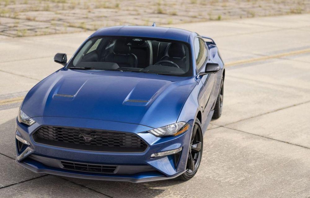 Ford readuce la viață ediția specială Mustang California Special, introdusă prima dată în 1968 - Poza 1