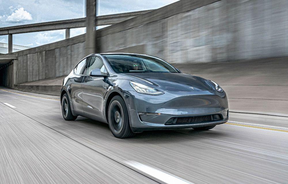 Elon Musk: Tesla Model Y ar trebui să intre în producție la uzina din Germania până la finalul lui 2021 - Poza 1