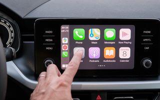 Viitoarea generație Apple CarPlay ar putea controla sistemul de climatizare și alte funcții ale mașinii