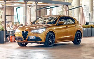 Alfa Romeo Stelvio GT Junior: ediție limitată, echipată cu motorul diesel de 210 CP