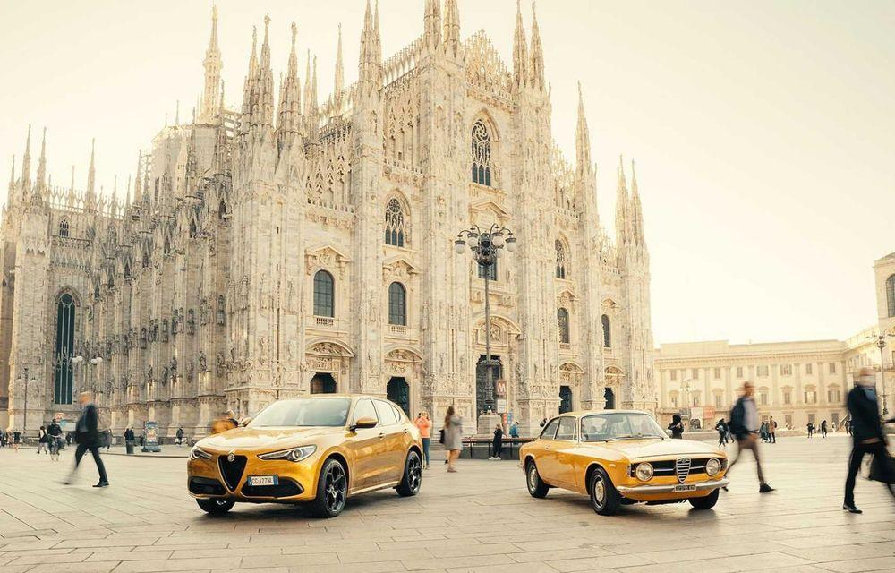 Alfa Romeo Stelvio GT Junior: ediție limitată, echipată cu motorul diesel de 210 CP - Poza 11