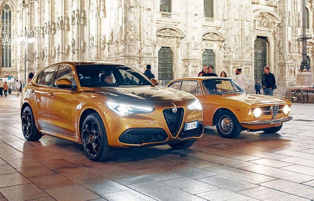 Alfa Romeo Stelvio GT Junior: ediție limitată, echipată cu motorul diesel de 210 CP - Poza 8