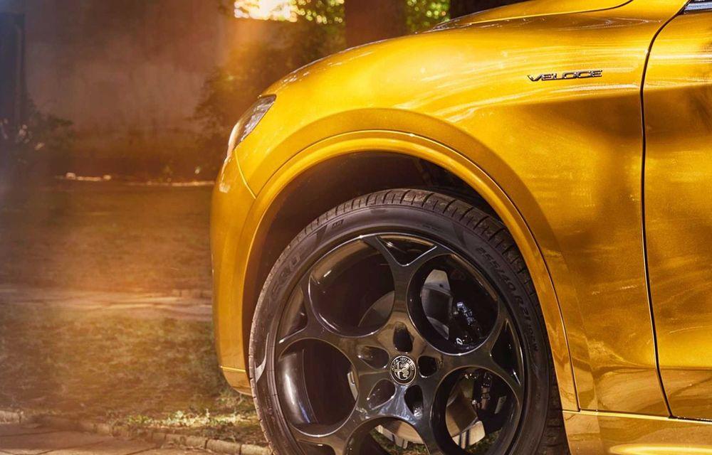 Alfa Romeo Stelvio GT Junior: ediție limitată, echipată cu motorul diesel de 210 CP - Poza 17