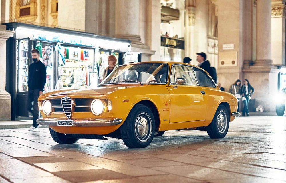 Alfa Romeo Stelvio GT Junior: ediție limitată, echipată cu motorul diesel de 210 CP - Poza 12