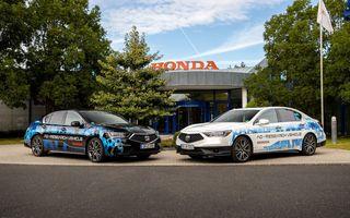 Prototipurile semi-autonome Honda au parcurs peste 25.900 de kilometri în Germania