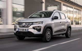 Dacia Spring: primele exemplare au ajuns în România. Până la finalul anului vor fi livrate 3.500 de unități