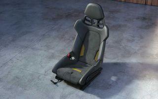 Porsche lansează scaune printate 3D pentru 911, Cayman și Boxster