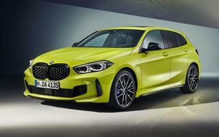 Îmbunătățiri pentru BMW M135i xDrive: suspensie revizuită și culori exterioare noi