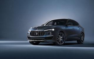Noul Maserati Levante Hybrid: 330 CP și 82.200 de euro preț de pornire în România