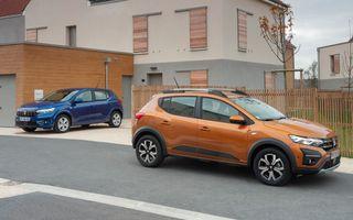 Vânzări globale Dacia: creștere de 9.3% după primele nouă luni ale anului. Sandero și Duster, vedetele gamei