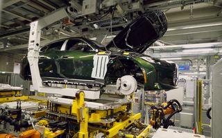 Electricul BMW i4 a intrat în producție