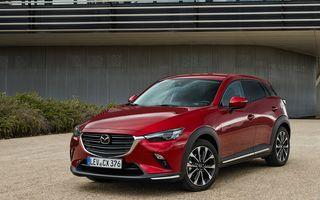 Producția europeană a lui Mazda CX-3 va înceta la finalul anului