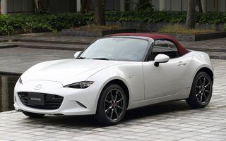 Viitoarea generație Mazda MX-5 va fi oferită în continuare cu un motor pe benzină
