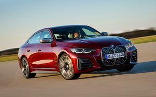Prețuri BMW Seria 4 Gran Coupe în România: start de la 47.000 de euro