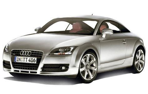 Audi TT Coupe (2007-2010)