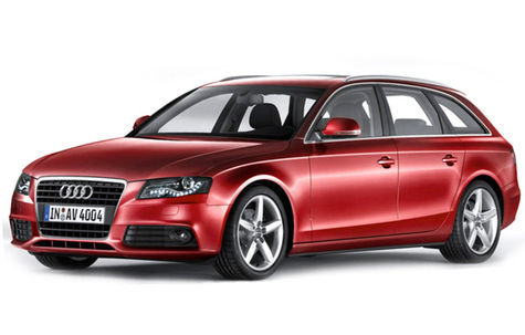 Audi A4 Avant (2008-2012)