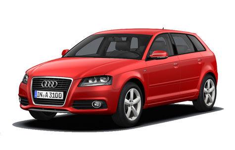 Audi A3 Sportback (2011-2012)