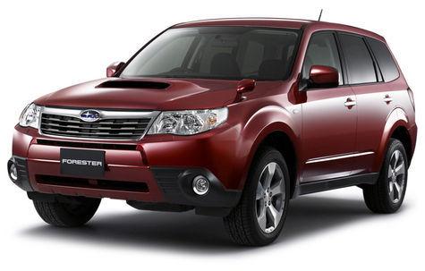 Subaru Forester (2010-2013)