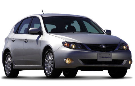 Subaru Impreza (2007-2011)