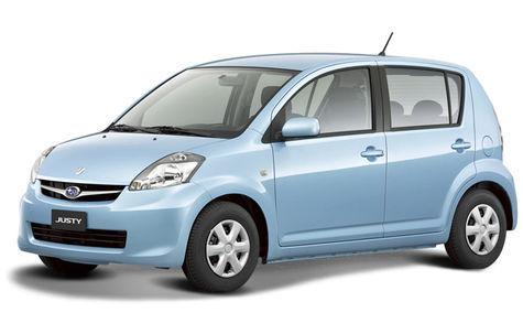 Subaru Justy (2007-2013)