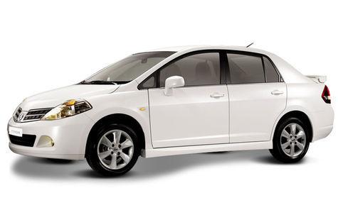 Nissan Tiida 4 usi (2004-2012)