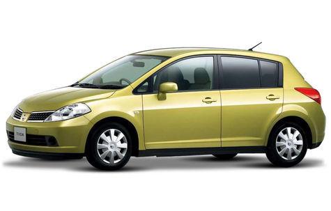 Nissan Tiida 5 usi (2004-2012)