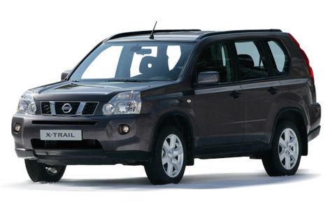 Nissan X-Trail (2008-2010)