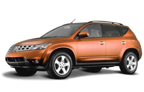 Nissan Murano (2005-2009)