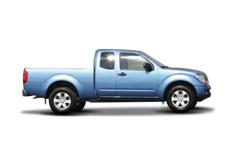Nissan Navara King Cab (2005-2010)