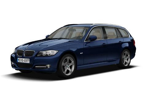 BMW Seria 3 Touring (2009-2012)